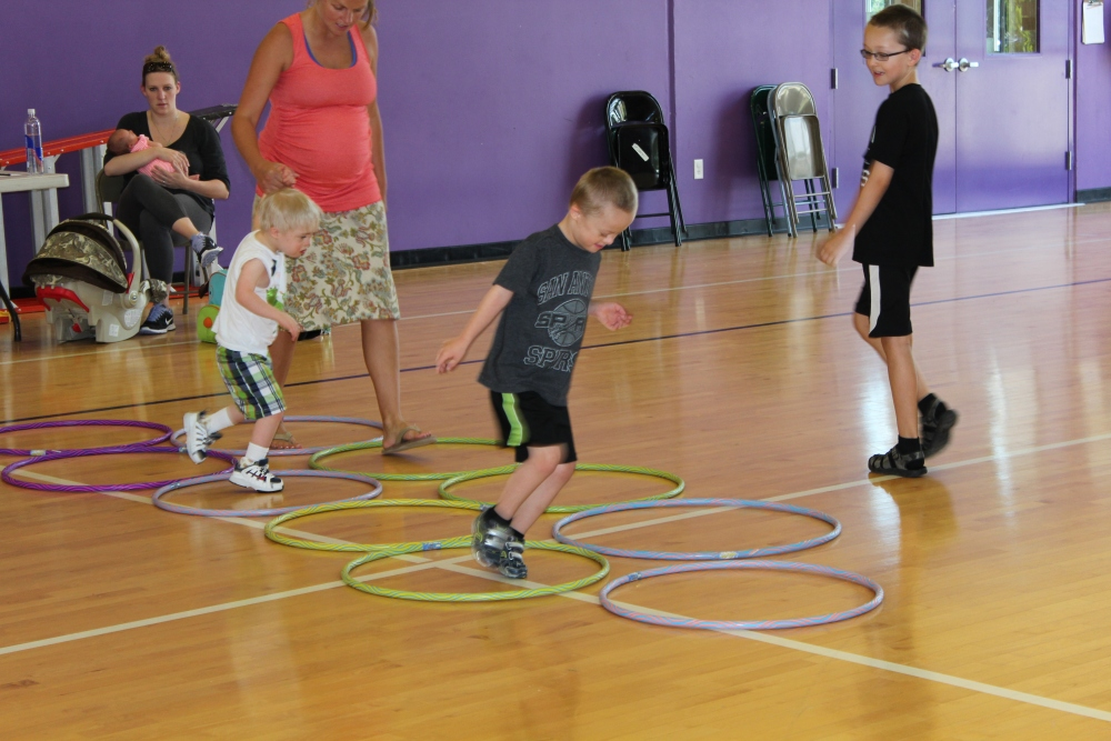 Fitness Class for Children with Down Syndrome (6/6)